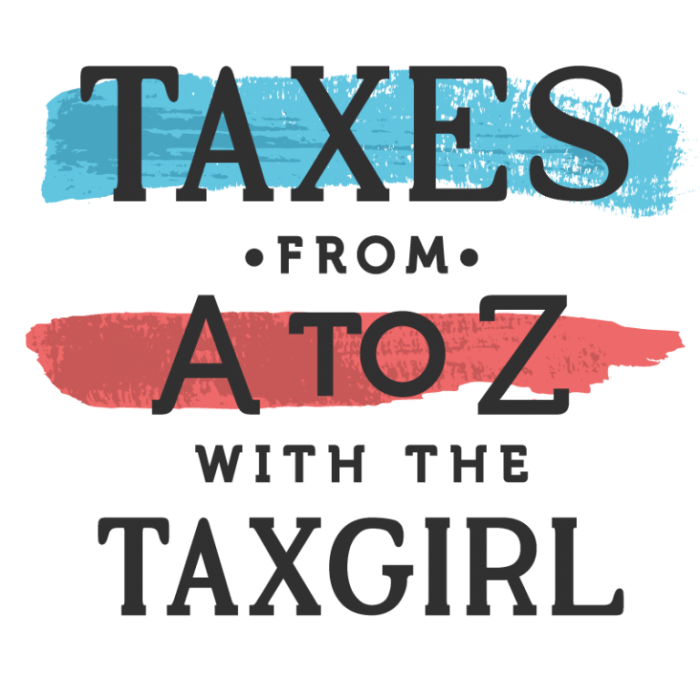 Taxes from A to Z