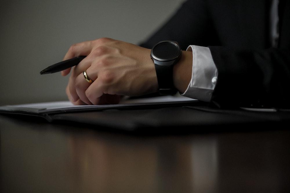 settlement contract