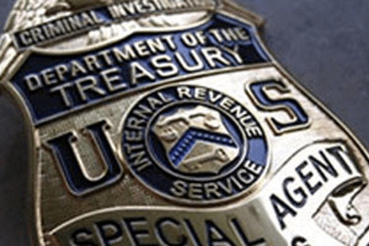 Department of the Treasury Special Agent badge