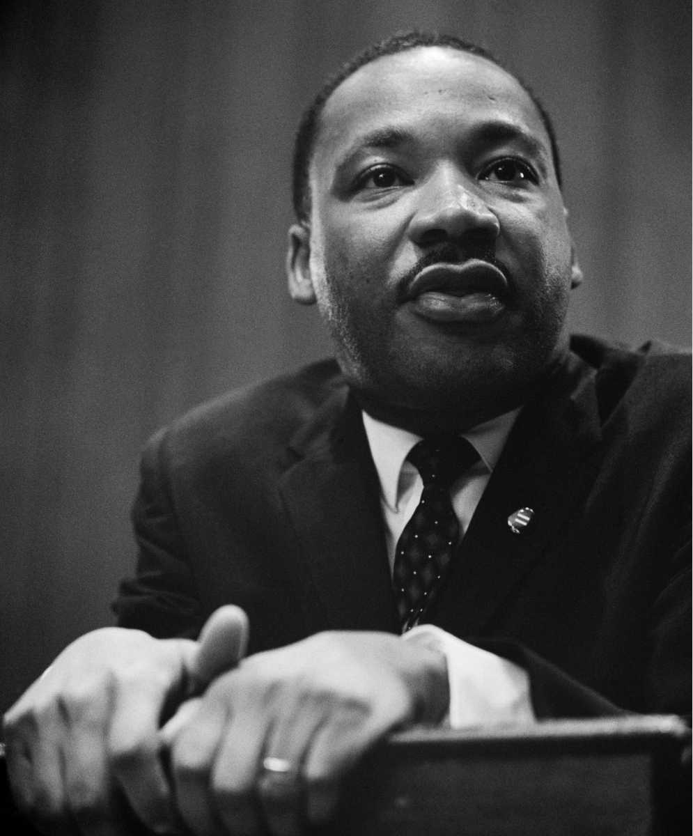 Martin Luther King. Jr.